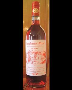 Vin rose Port de Bordeaux 750ml