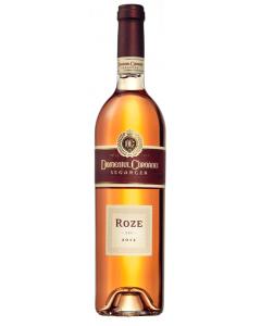Vin rose sec Domeniul Coroanei Segarcea Cabernet Sauvignon 0.75L