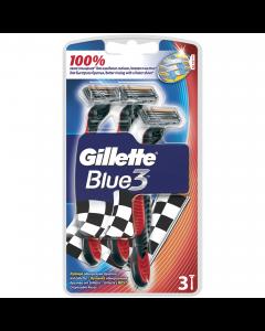 Aparat de ras Gillette Blue 3 3 buc