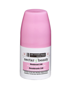 Deodorant roll-on cu parfum de frezie Les Cosmetiques 50ml