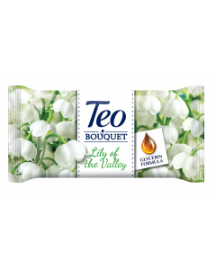 Sapun solid Teo Bouquet Lily Of The Valley 70g