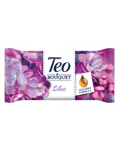 Sapun solid Teo Bouquet Lilac 70g
