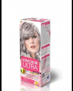 Vopsea de par blond argintiu intens 10.19 Loncolor