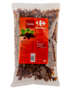 Stafide brune Carrefour 250g