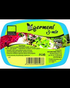 Germeni bio 3 Mix 100g BioVega