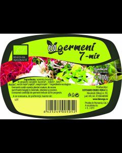 Germeni bio 7 mix 100g Biovega