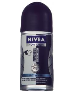 Roll-on invisible Nivea men 50 ml
