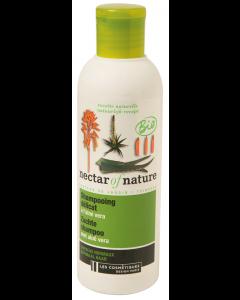 Sampon cu aloe vera Les Cosmetiques Nectar of Nature Bio 200ml