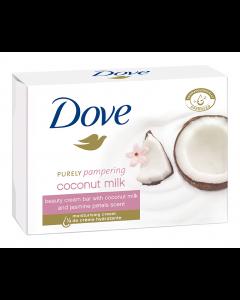 Sapun cu lapte de cocos Dove 100 g
