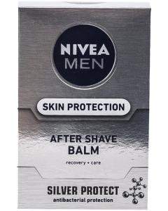 Balsam dupa ras Nivea Men Silver Protect