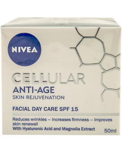 Crema antirid de zi Nivea Cellular Anti-Age Skin SPF 15 50ml
