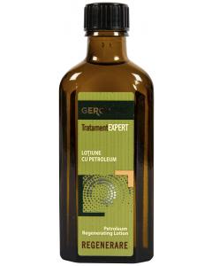 Lotiune regeneranta cu Petroleum Gerovital TratamentExpert 100ml
