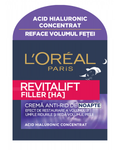 Revitalift Filler crema de noapte 50ml L'Oreal Paris