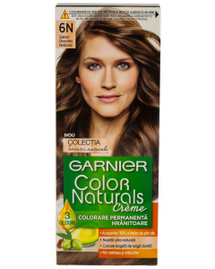 Vopsea de par saten deschis natural 6N Garnier 1buc