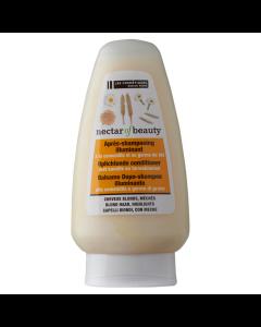 Balsam iluminator cu extracte de musetel si de germeni de grau Les Cosmetiques 200ml