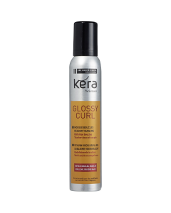 Spuma pentru par ondulat Kera Les Cosmetiques 200ml