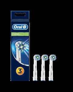 Rezerva periuta de dinti electrica Oral-B Cross Action 3 buc