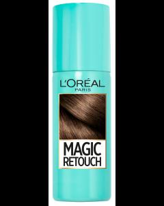 Spray instant pentru camuflarea radacinilor crescute intre colorari 7 Saten rece  L'Oreal Paris Magic Retouch 75 ml
