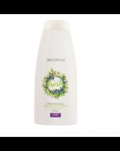 Gel de dus crema full of fresh Gerovital 750ml