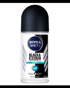 Deodorant roll on Black&White Fresh Nivea Men 50ml