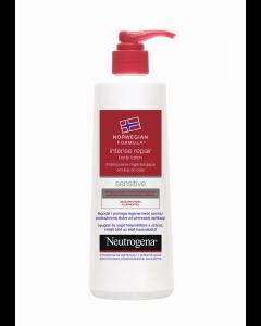 Lotiune de corp intens hidratanta pentru piele sensibila Neutrogena 250 ml