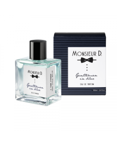 Apa de parfum Monsieur D - Gentleman in blue 100ml