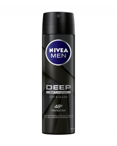 Deodorant spray Nivea Men Deep 150ml