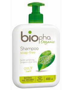 Sampon pentru par gras Biopha 400ml