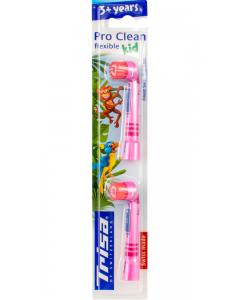 Rezerva periuta de dinti electrica Pro Clean Flexible Kid Trisa