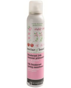 Deodorant spray cu cirese 24h Les Cosmetiques 200ml