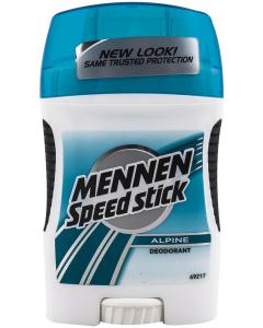 Stick anti-perspirant Mennen Speed Stick Alpine