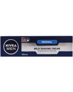 Crema de ras Nivea 100 ml