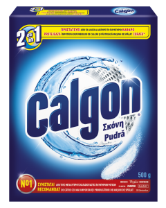 Pudra anti-calcar Calgon 500g