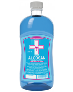 Spirt Alcosan 500ml