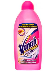 Sampon pentru curatat covoare Vanish 500ml