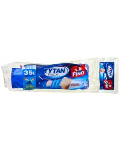 Saci menajeri Fino Tytan Pack Elastic Strong 35litri 15buc