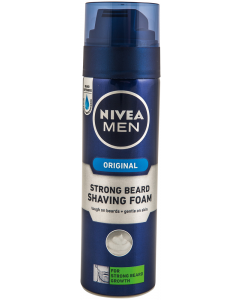 Spuma ras Nivea Men Original Shaving Foam 200ml