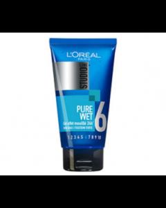 Gel de par L'Oreal Studio Line Pure Wet 150ml