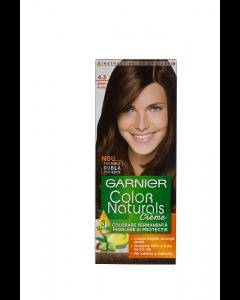 Vopsea de par Garnier Color Naturals 4.3 Saten Auriu