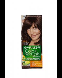 Vopsea de par Garnier Color Naturals 5.52 Saten Deschis Acaju Irizat