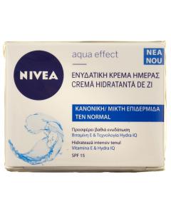 Crema hidratanta de zi Nivea Aqua Effect 50ml