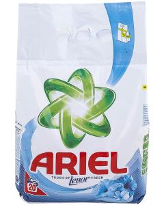 Detergent automat Ariel Lenor Fresh 2kg