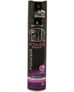 Fixativ Taft Power Mega Strong 250 ml