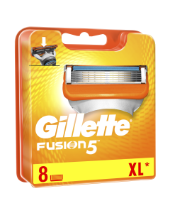 Rezerve aparat de ras Gillette Fusion Manual 8buc