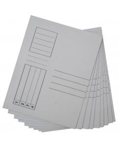 Dosar standard alb plic A4 RTC Proffice Experience 10buc