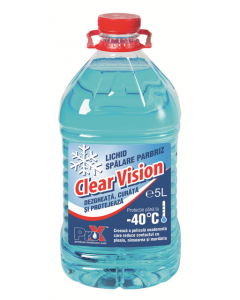 Lichid spalare parbriz Clear Vision -40°C 5L