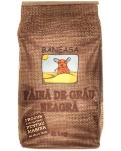 Faina neagra de grau Baneasa 1kg
