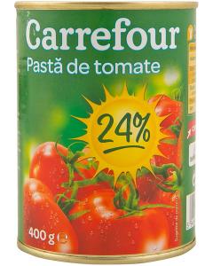 Pasta de tomate Carrefour 400g