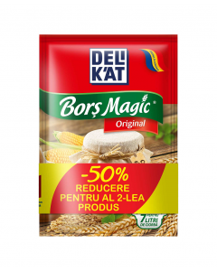 Bors Magic Original Delikat 1+1-50% 2x20 g