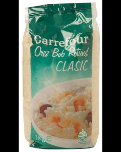 Orez bob rotund Carrefour 1kg